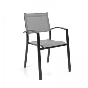 Gescova Ronda Charcoal stoel  logo